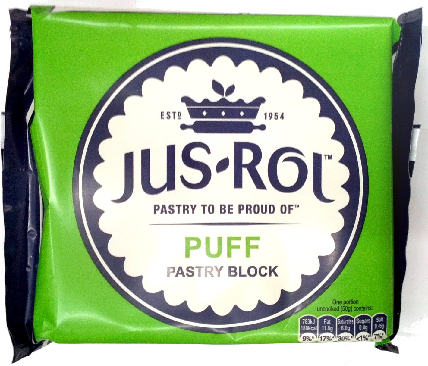 Jus Rol Puff Pastry Block Puff Pastry Block Product
