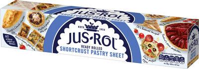Shortcrust Pastry Sheet - Product - en