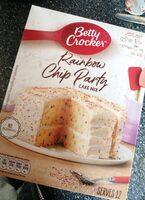 betty crocker - Nutrition facts - en