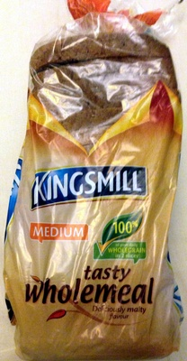 Tasty Wholemeal Bread - Kingsmill - 800G - Product