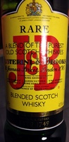 Rare blended scotch whisky - Product - fr