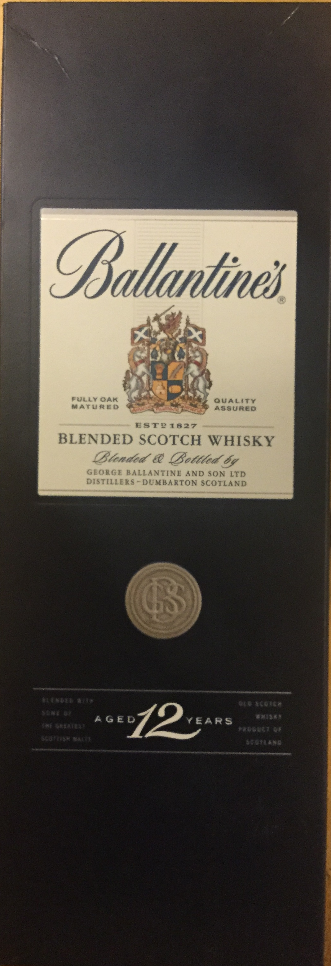 Blended scotch whisky - Produit - fr