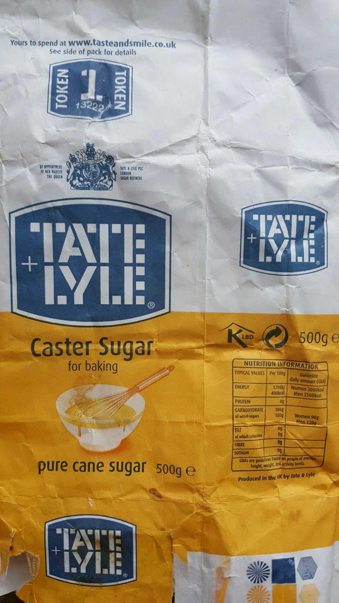Caser Sugar - Producte