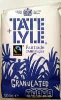 Fair trade cane sugar granulated - Product