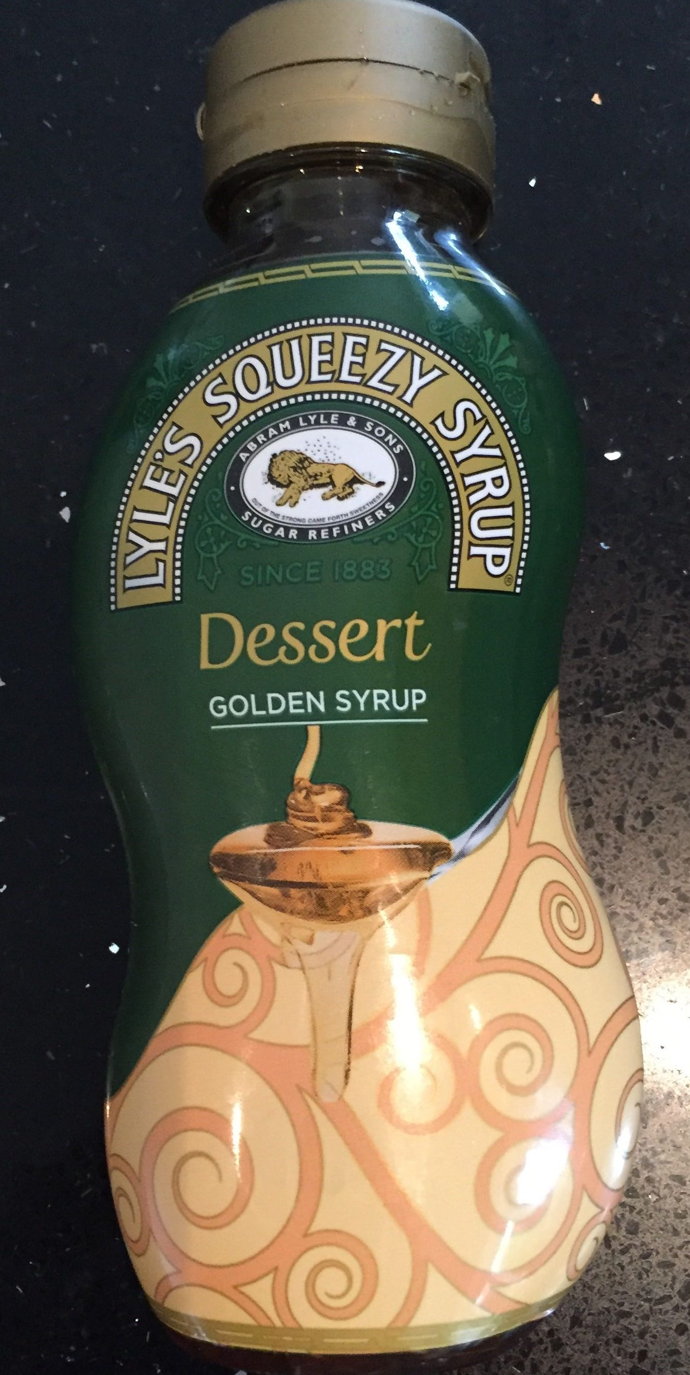 Dessert Golden Syrup - Product - en
