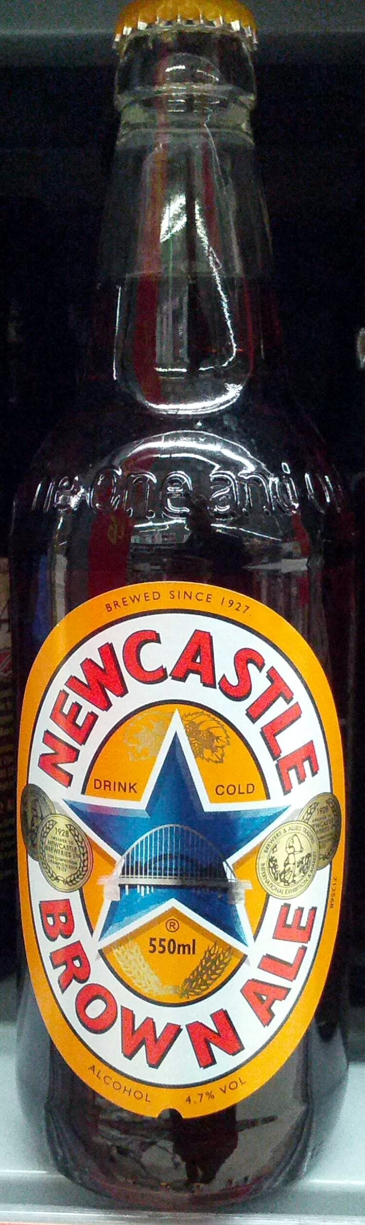 Newcastle Brown Ale - Product