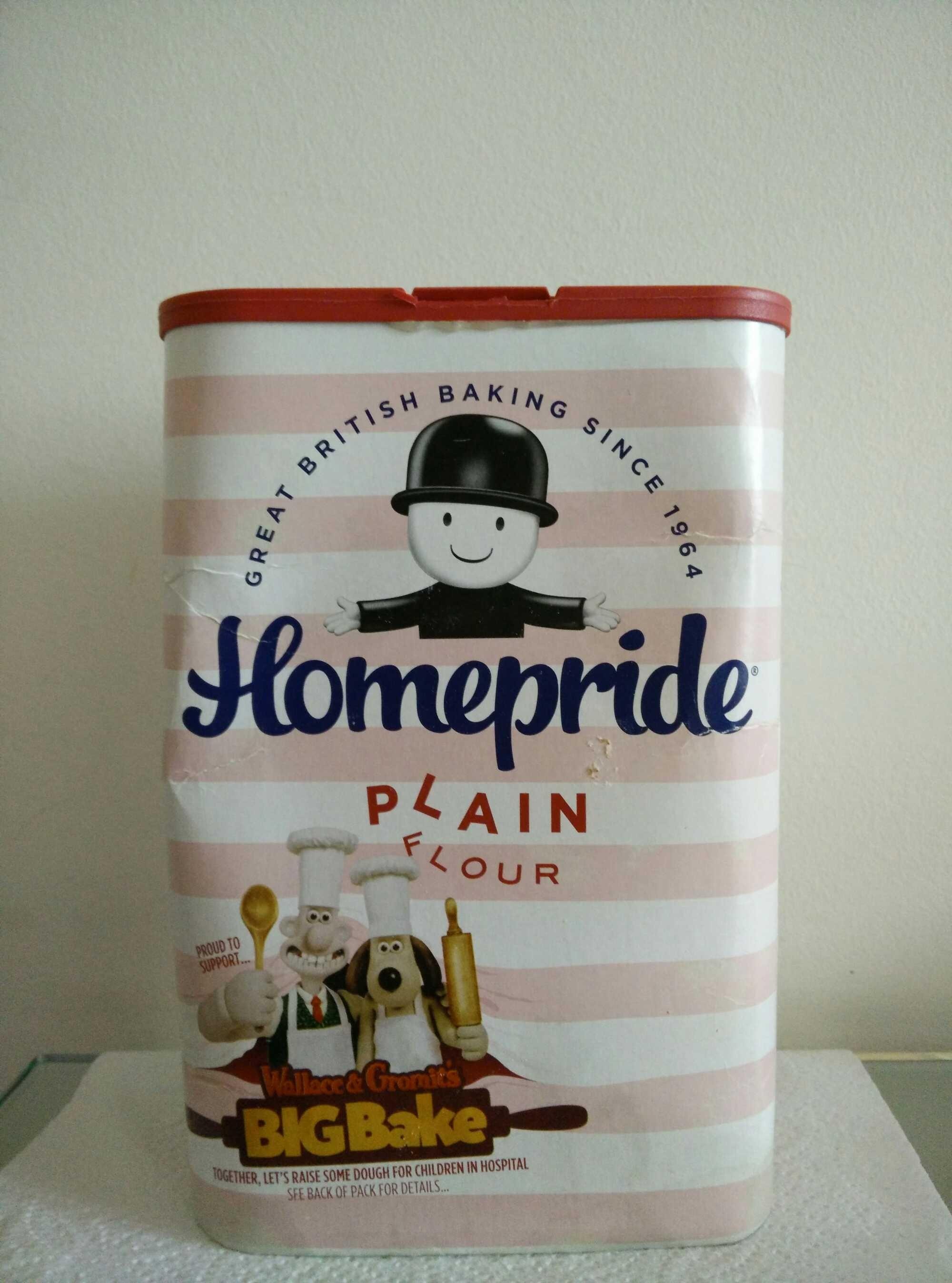 plain flour - Product - en