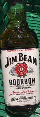 Kentucky Straight Bourbon Whiskey - Produit - fr