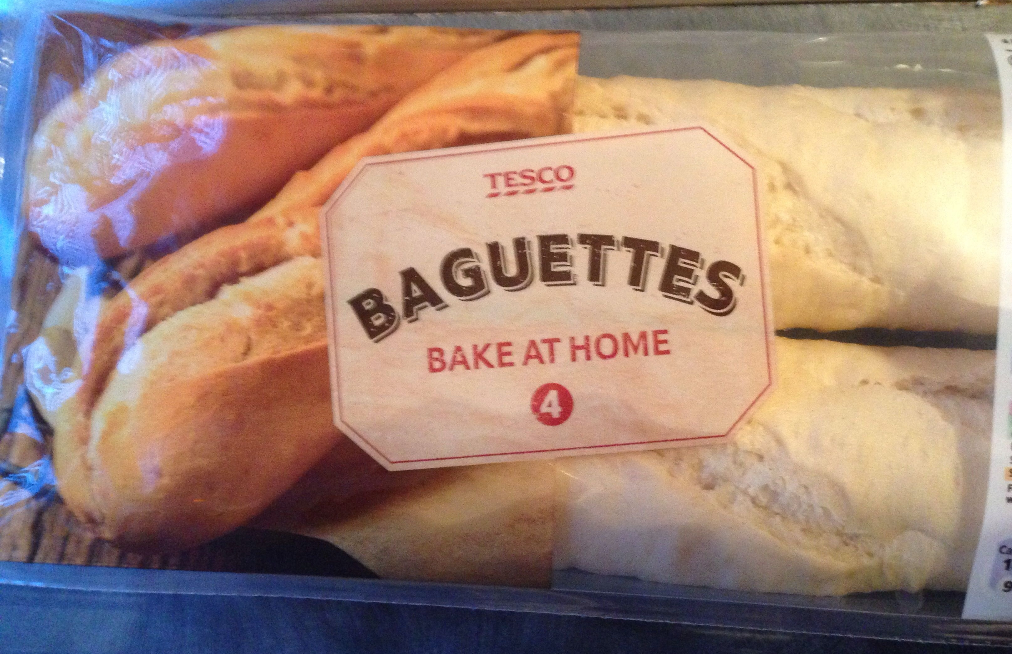 Bake at home baguettes - Product
