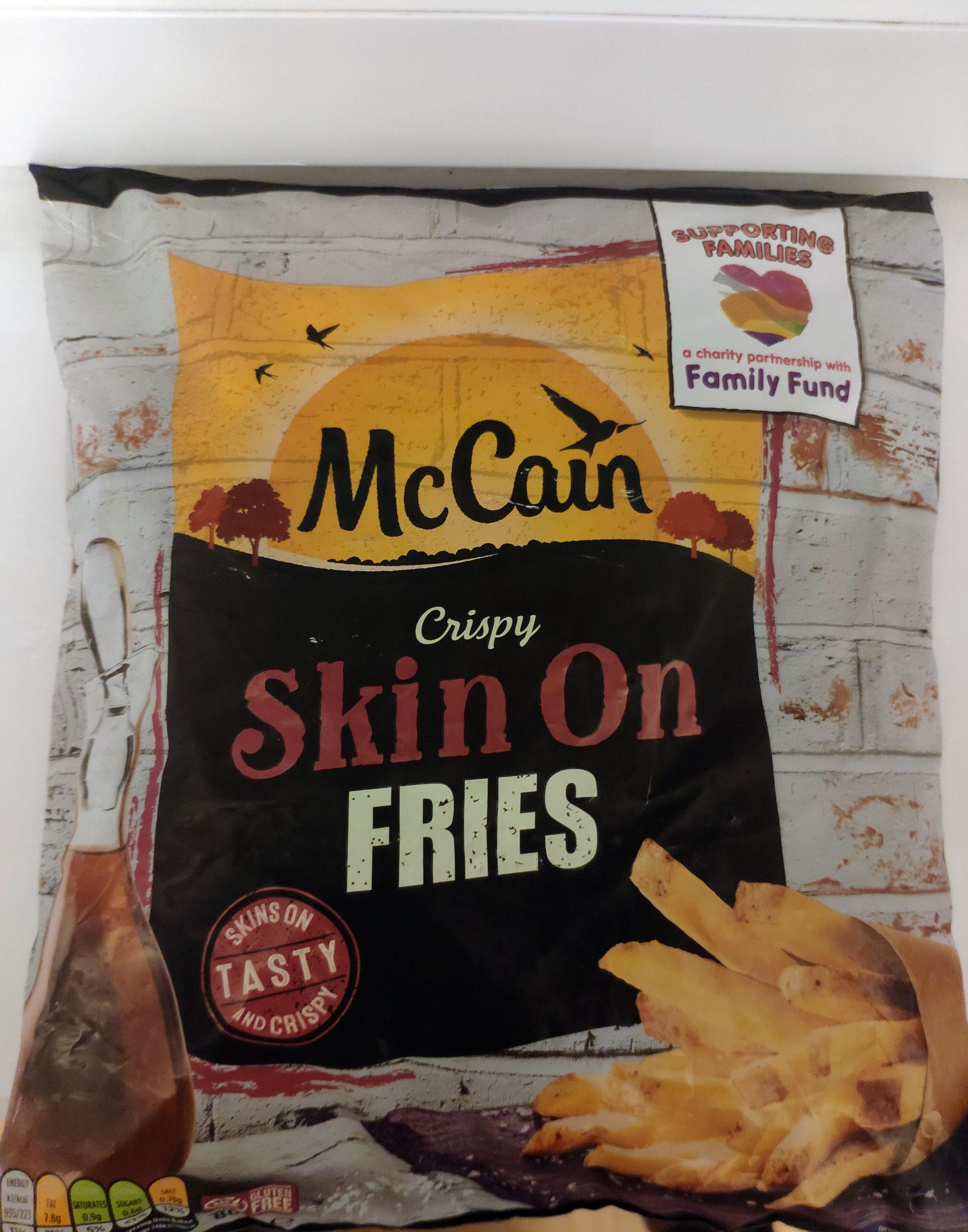 Skin On Fries - Product - en