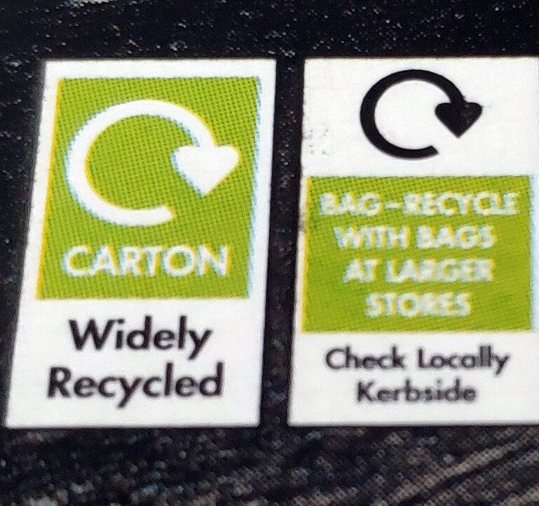 Halloumi fries - Instruction de recyclage et/ou information d'emballage - en