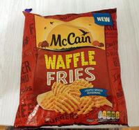Waffle fries - Produit - en