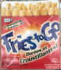fries to go - Produit