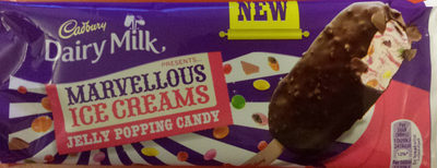 Marvellous Ice Creams: Jelly Popping Candy - Product - en