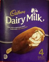 Dairy Milk Ice Cream Bar - Product - en