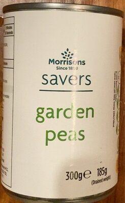 Garden peas - Prodotto - en