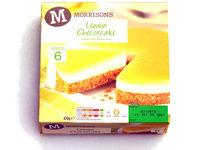 Morrisons Lemon Cheesecake - Product - en