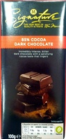 Cocoa dark chocolate - Product - en