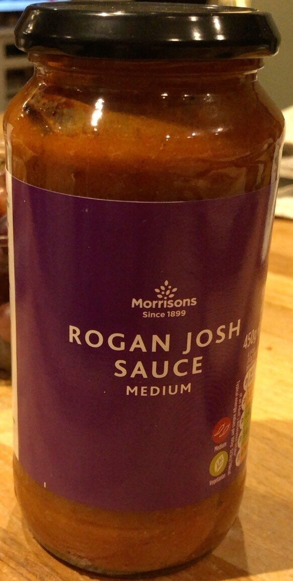 rogan josh sauce - Prodotto - en