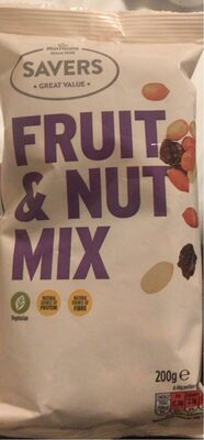 Fruit and nut Mix - Prodotto - en