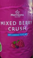 Mixed Berry Crush - Producto - es