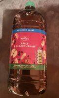 apple&blackcurrant dilute squash - Product - en