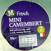 French Mini Camenbert - Product