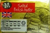 Salted British Butter - Product