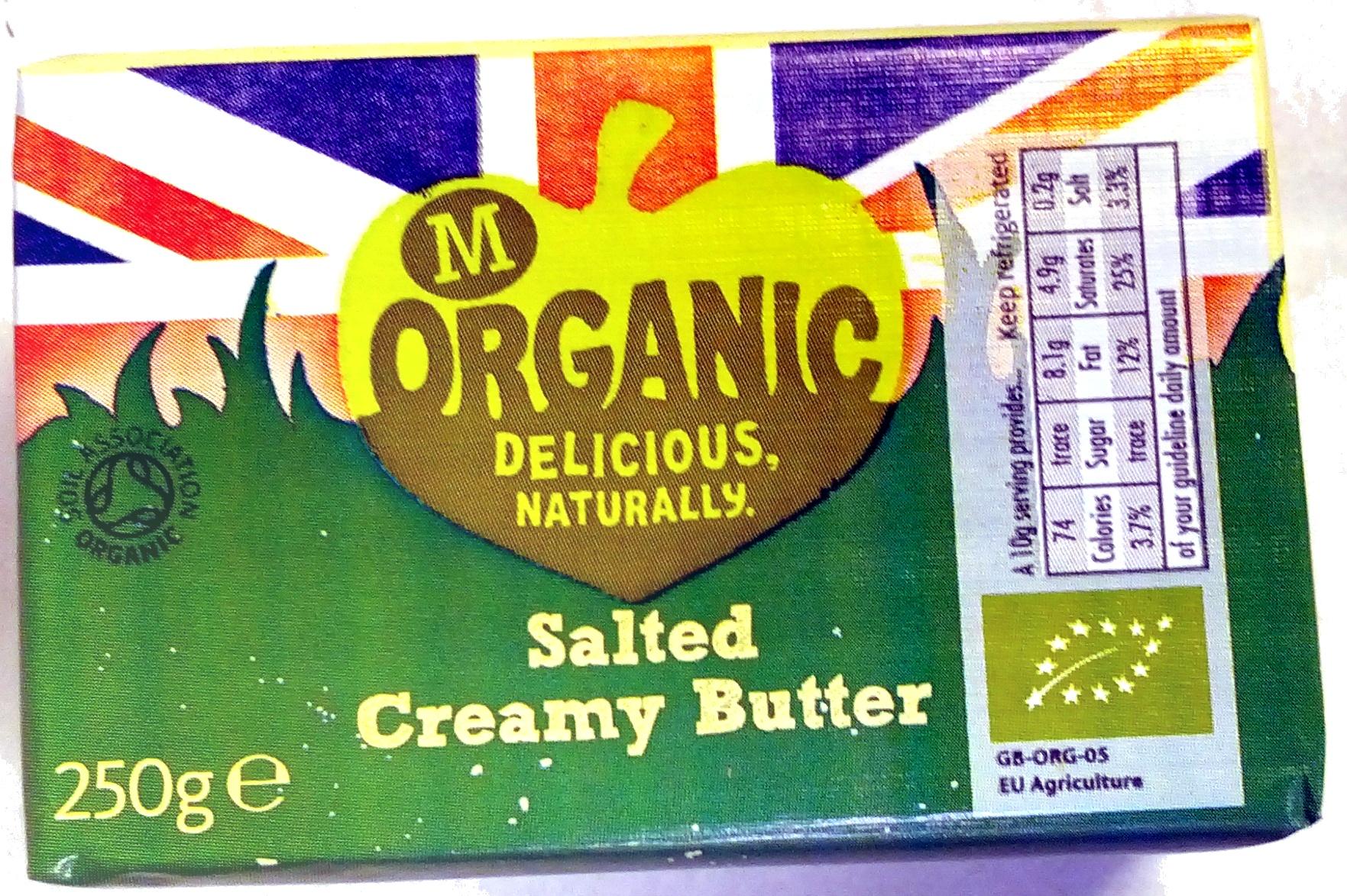 Salted Butter - Produit