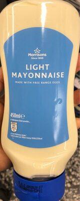 Light mayonnaise - Product - en