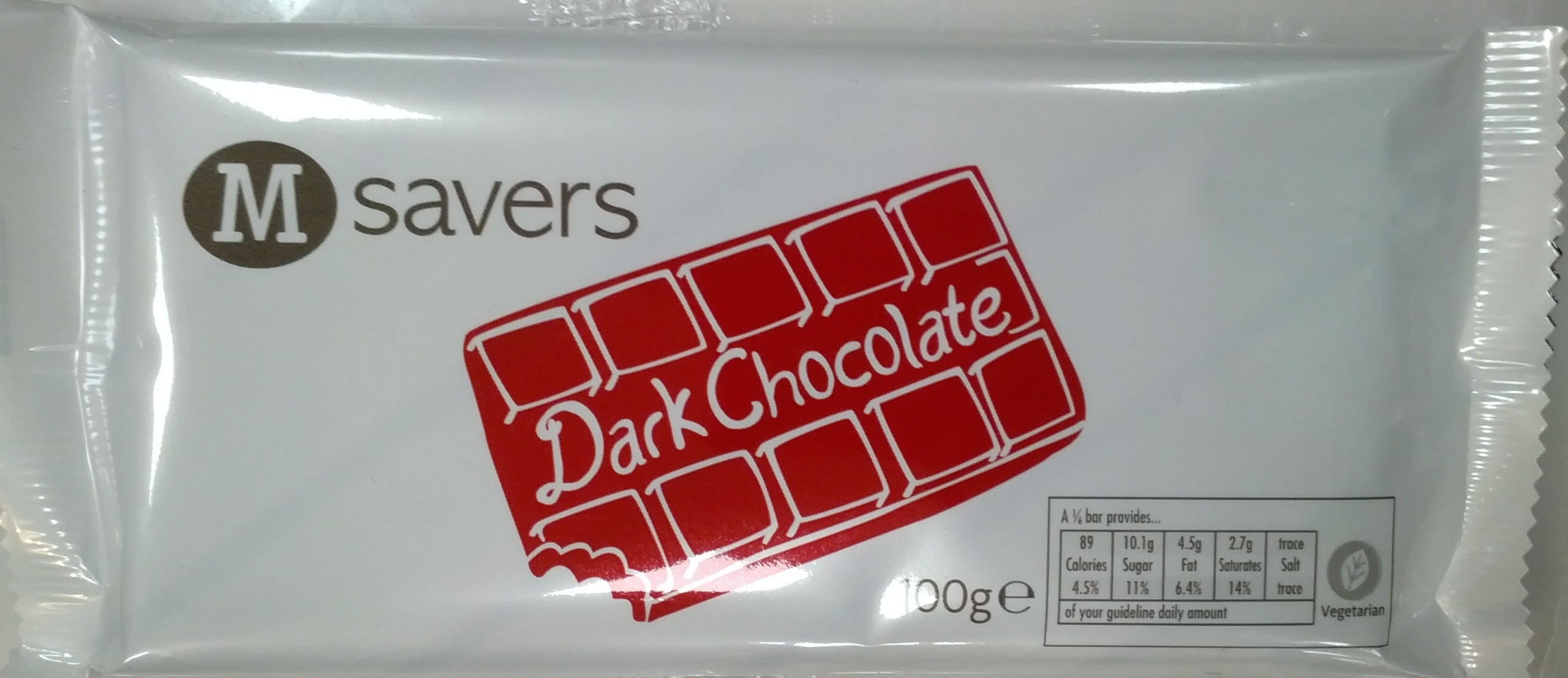 Dark chocolate - Product - en