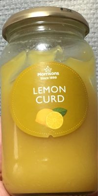 Lemon curd - Product