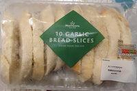 garlic bread slice - Product - en