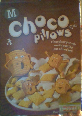Choco pillows - Product