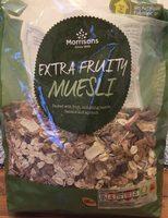 Extra fruity muesli - Product