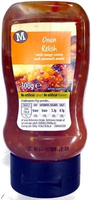 Onion Relish - Product - en
