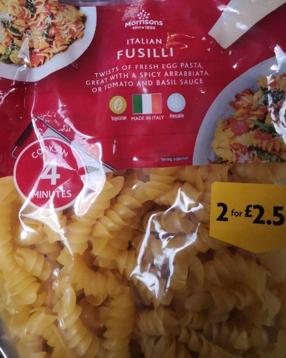 Italian Fusilli - Prodotto - en