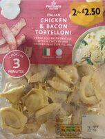 Chicken & Bacon Tortelloni - Product - en