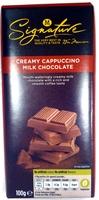 Creamy Cappucino Milk Chocolate - Product - en