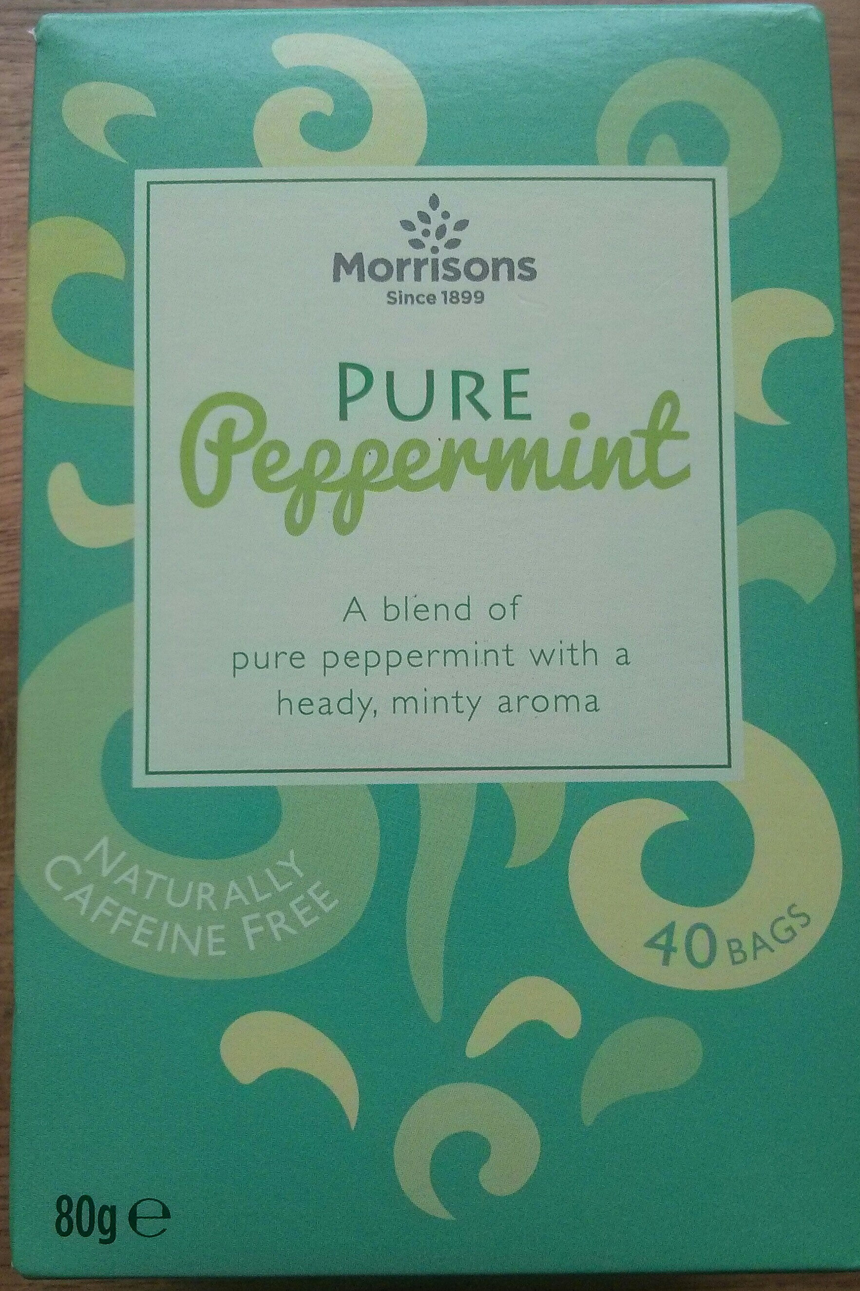 Pure Peppermint - Product - en