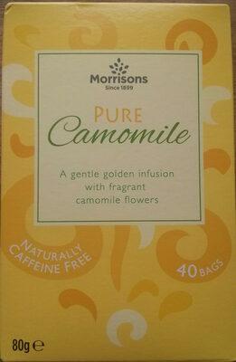 Pure Camomile - Product