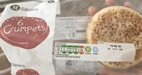 Six Crumpets - Product