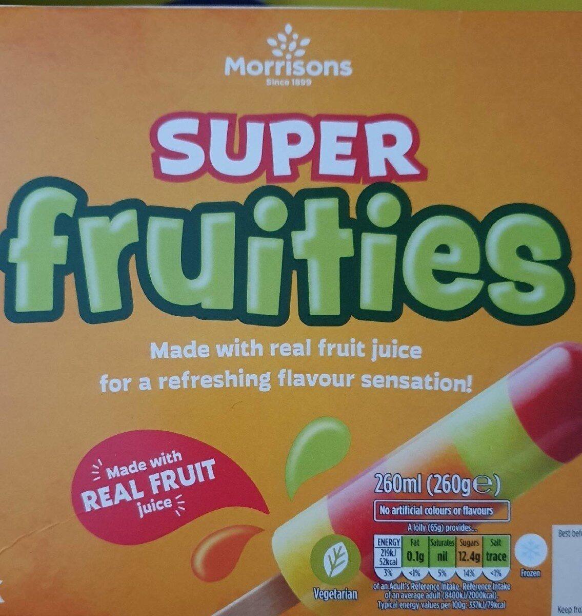 super fruities - Prodotto - en