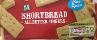 Shortbread - Product