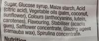 Jelly Beans - Ingredients - en