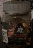 Beef gravy granules - Prodotto - fr