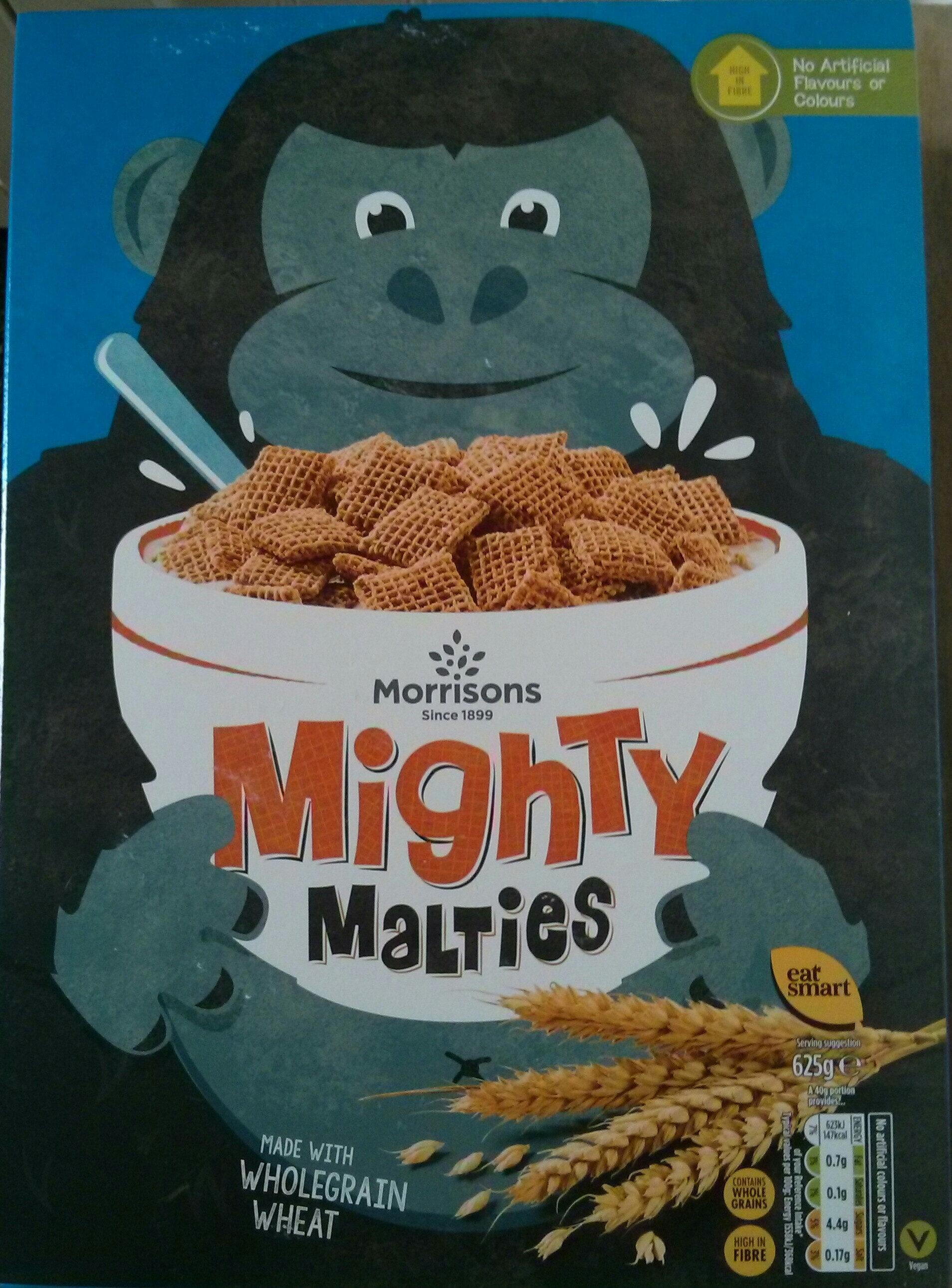 Migty Malties - Product