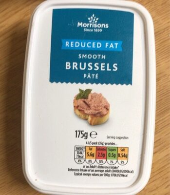 Brussels pate - Product - en