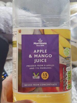 Apple and Mango Juice - Prodotto - en
