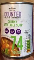 Chunky Vegetable Soup - Prodotto - en